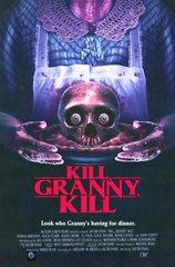Kill Granny Kill DVD