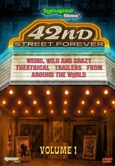 42nd Street Forever Volume 1 DVD