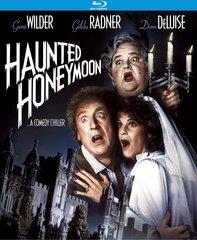 Haunted Honeymoon Blu-Ray