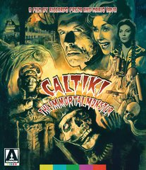 Caltiki The Immortal Monster Blu-Ray/DVD