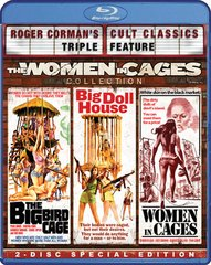 Women In Cages Collection Blu-Ray