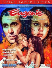 Eugenie 3-Disc Blu-Ray/DVD/CD