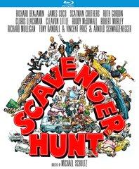 Scavenger Hunt Blu-Ray