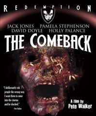 Comeback Blu-Ray