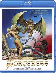 Sorceress Blu-Ray
