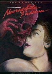 Necrophile Passion DVD