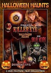 Halloween Haunts DVD