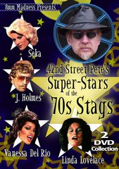 42nd Street Pete's Superstars Of The 70's Stags DVD