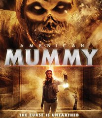 American Mummy (Limited Edition) Blu-Ray (3D and 2D)