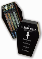 Blind Dead Collection DVD
