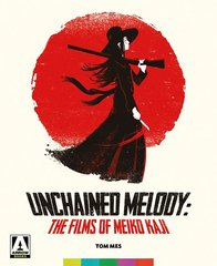 Unchained Melody: The Films Of Meiko Kaji Book