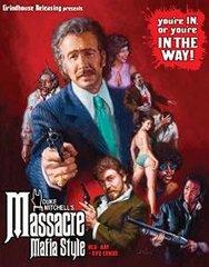Massacre Mafia Style Blu-Ray/DVD