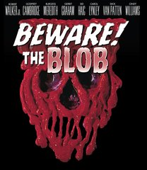 Beware The Blob Blu-Ray