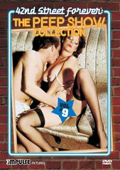 42nd Street Forever The Peepshow Collection Volume 9 DVD