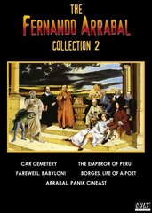 Fernando Arrabal Collection Volume 2 DVD