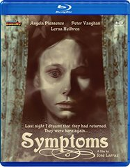 Symptoms Blu-Ray