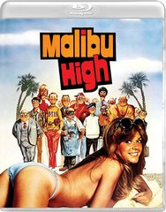 Malibu High Blu-Ray/DVD