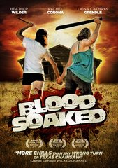 Blood Soaked DVD