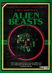 Alien Beasts / Mutant Massacre 2 DVD