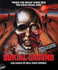 Burial Ground Blu-Ray