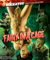 Fairy In A Cage Blu-Ray