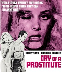 Cry Of A Prostitute Blu-Ray