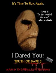 Truth Or Dare 5: I Dared You DVD