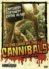In The Land Of The Cannibals DVD