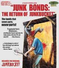 Junk Bonds: The Return Of Junkbucket Blu-Ray