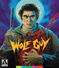 Wolf Guy Blu-Ray/DVD