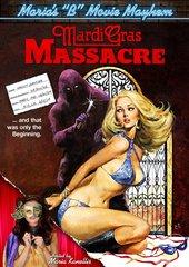 Mardi Gras Massacre DVD