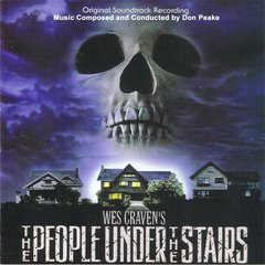 People Under The Stairs CD Soundtrack