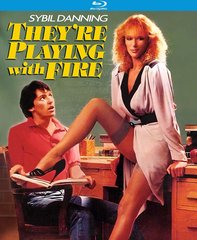 They're Playing With Fire Blu-Ray
