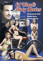 Ed Wood's Dirty Movies DVD