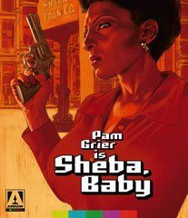 Sheba, Baby Blu-Ray/DVD