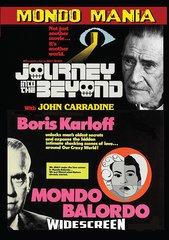 Journey into The Beyond / Mondo Balordo DVD