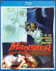 Manster Blu-Ray