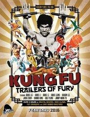 Kung Fu Trailers Of Fury Blu-Ray