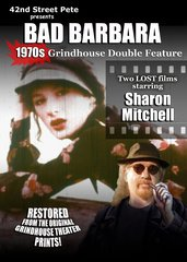 42nd Street Pete Presents Bad Barbara Grindhouse Double Feature DVD