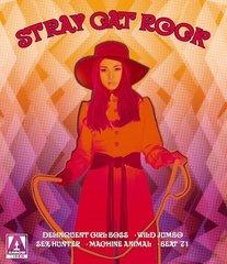 Stray Cat Rock Blu-Ray/DVD