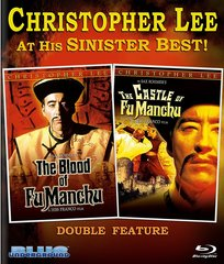 Blood Of Fu Manchu / The Castle Of Fu Manchu Blu-Ray
