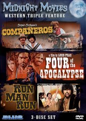 Midnight Movies Volume 2: Western Triple Feature DVD