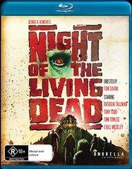 Night Of The Living Dead 1990 Blu-Ray (Region Free)