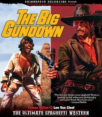 Big Gundown (4-Disc Collector's Edition) Blu-Ray/DVD/CD