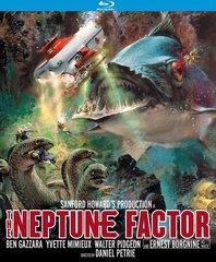 Neptune Factor Blu-Ray
