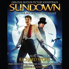 Sundown: The Vampire In Retreat CD Soundtrack
