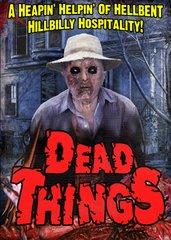 Dead Things DVD