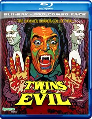 Twins Of Evil Blu-Ray/DVD