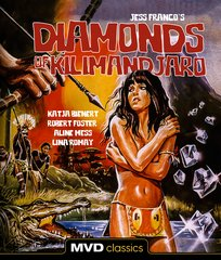Diamonds Of Kilimandjaro Blu-Ray