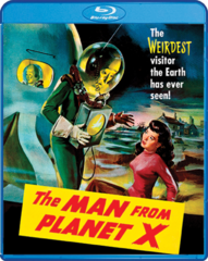 Man From Planet X Blu-Ray
